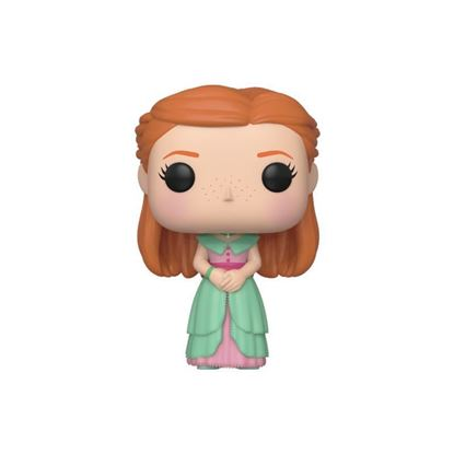 Picture of Harry Potter POP! Movies Vinyl Figura Ginny (Yule) 9 cm
