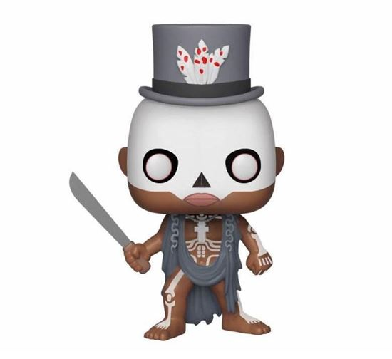 Picture of James Bond POP! Movies Vinyl Figura Baron Samedi 9 cm.