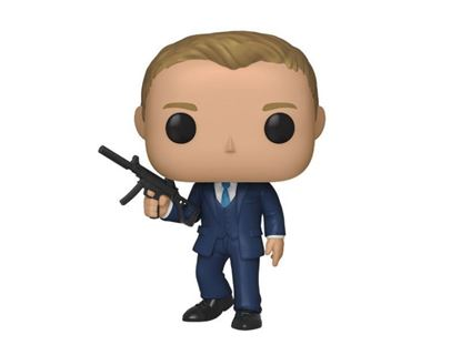 Picture of James Bond POP! Movies Vinyl Figura Daniel Craig (Quantum of Solace) 9 cm.