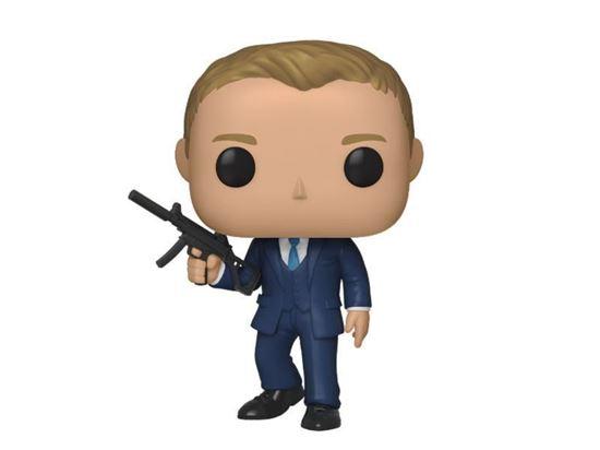 Picture of James Bond POP! Movies Vinyl Figura Daniel Craig (Quantum of Solace) 9 cm.