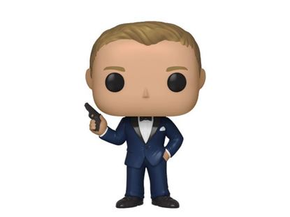 Picture of James Bond POP! Movies Vinyl Figura Daniel Craig (Casino Royale) 9 cm.