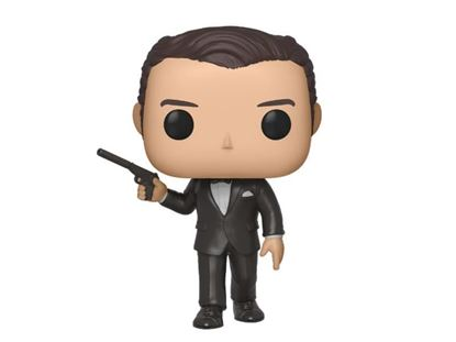Picture of James Bond POP! Movies Vinyl Figura Pierce Brosnan (GoldenEye) 9 cm.