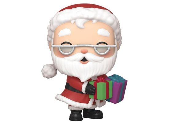 Picture of Funko Christmas Village POP! Holiday Vinyl Figura Santa Claus 9 cm.