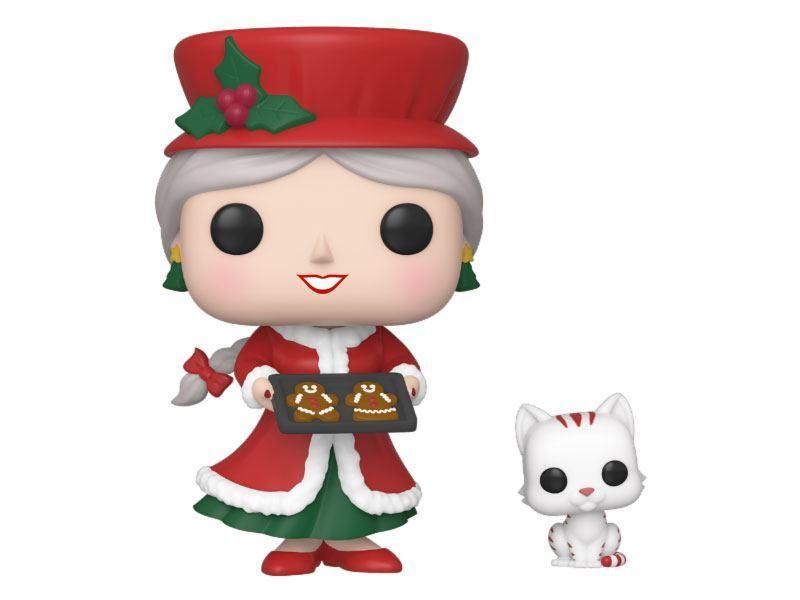 Funko Christmas Village Pop Holiday Vinyl Figura Mrs