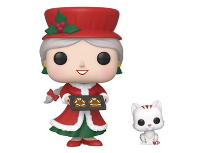 Picture of Funko Christmas Village POP! Holiday Vinyl Figura Mrs. Claus 9 cm. DISPONIBLE APROX: ENERO 2020