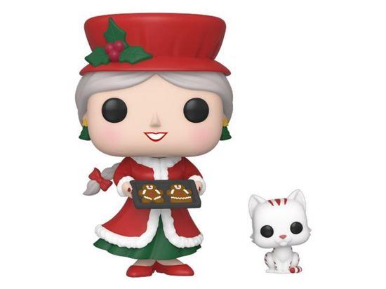Picture of Funko Christmas Village POP! Holiday Vinyl Figura Mrs. Claus 9 cm. DISPONIBLE APROX: ENERO 2020