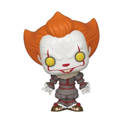 Picture of Stephen King's It 2 POP! Movies Vinyl Figura Pennywise Open Arm 9 cm.