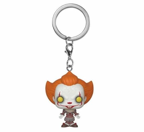 Picture of Stephen King's It 2 Llavero Pocket POP! Vinyl Pennywise 4 cm.
