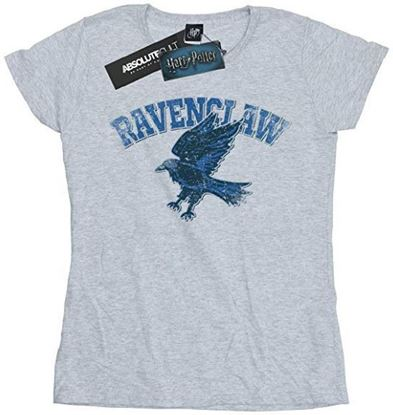 Picture of Camiseta Chica Ravenclaw Gris Talla S - Harry Potter - DISPONIBLE APROX: SEPTIEMBRE 2019