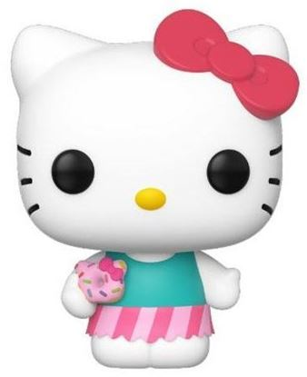 Picture of Hello Kitty Figura POP! Sanrio Vinyl Hello Kitty (Sweet Treat) 9 cm.
