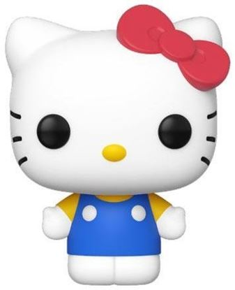 Picture of Hello Kitty Figura POP! Sanrio Vinyl Hello Kitty (Classic) 9 cm. DISPONIBLE APROX: DICIEMBRE 2019