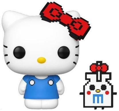 Picture of Hello Kitty POP! Sanrio Vinyl Figuras Hello Kitty Anniversary 9 cm.