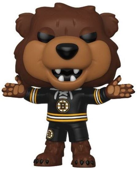 Picture of NHL Figura POP! Mascots Vinyl Bruins Blades 9 cm