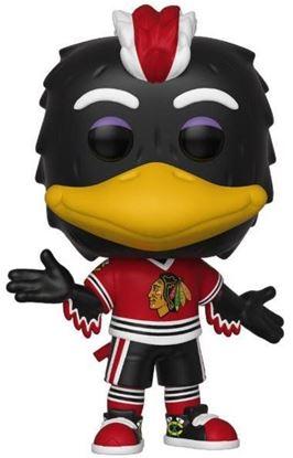 Picture of NHL Figura POP! Mascots Vinyl Blackhawks Tommy Hawk 9 cm