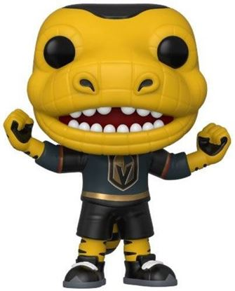 Picture of NHL Figura POP! Mascots Vinyl Knights Chance Gila Monster 9 cm