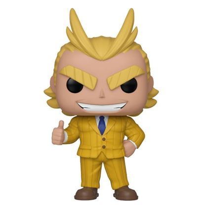 Picture of My Hero Academia Figura POP! Animation Vinyl Teacher All Might 9 cm
