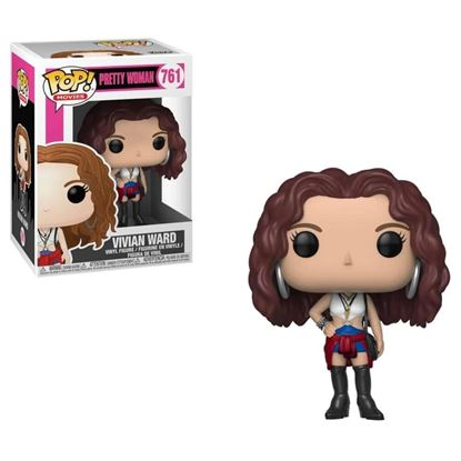 Picture of Pretty Woman POP! Movies Vinyl Figura Vivian 9 cm