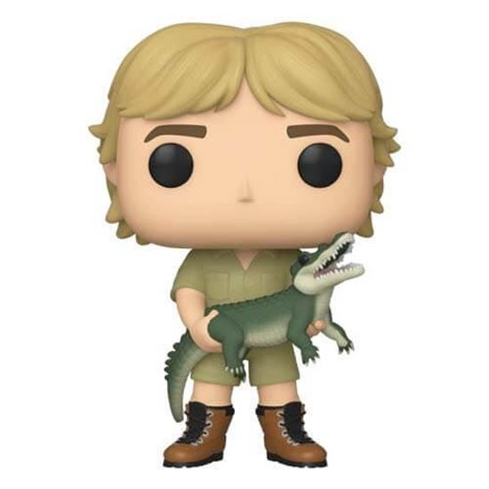 Picture of The Crocodile Hunter POP! TV Vinyl Figura Steve Irwin 9 cm. DISPONIBLE APROX: NOVIEMBRE 2019