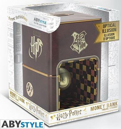Picture of Hucha Snitch Dorada Ilusión Óptica - Harry Potter