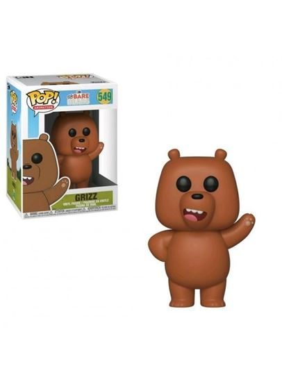 Picture of Pop! Cartoons: We Bare Bears - Grizzly