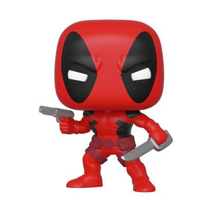 Picture of Marvel 80th POP! Marvel Vinyl Figura Deadpool (First Appearance) 9 cm. DISPONIBLE APROX: ENERO 2020