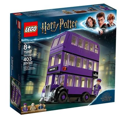 Picture of LEGO® Autobús Noctámbulo 75957 - Harry Potter™