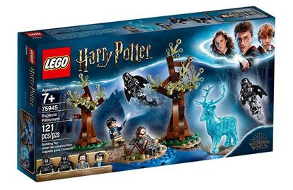 Picture of LEGO® Expecto Patronum 75945 - Harry Potter™