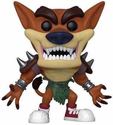 Picture of Crash Bandicoot POP! Games Vinyl Figura Tiny Tiger 9 cm.