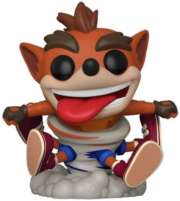 Picture of Crash Bandicoot POP! Games Vinyl Figura Crash 9 cm