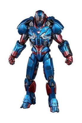 Picture of Vengadores: Endgame Figura Movie Masterpiece Series Diecast 1/6 Iron Patriot 32 cm