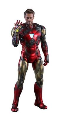 Picture of Vengadores: Endgame Figura MMS Diecast 1/6 Iron Man Mark LXXXV Battle Damaged Ver. 32 cm