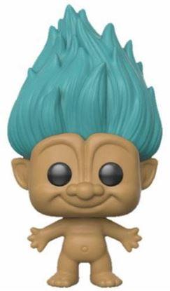 Picture of Trolls Classic POP! Trolls Vinyl Figura Teal Troll 9 cm.