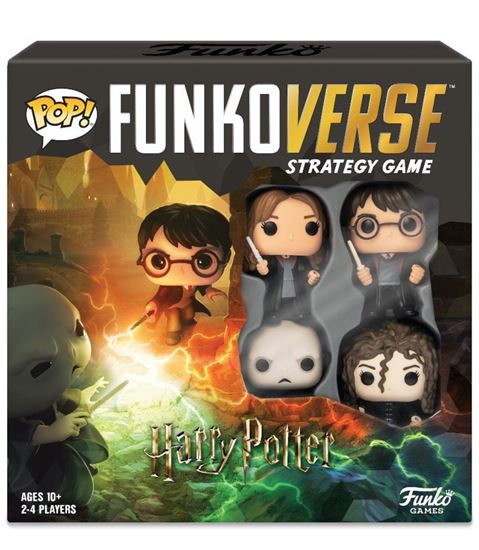 Picture of Juego de Mesa Funko Pop! Funkoverse Harry Potter Pack Base - Edición Español. DISPONIBLE APROX: FEBRERO 2020