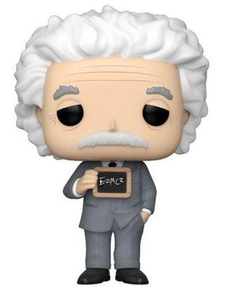 Picture of Albert Einstein Figura POP! Icons Vinyl Albert Einstein 9 cm. DISPONIBLE APROX: DICIEMBRE 2020
