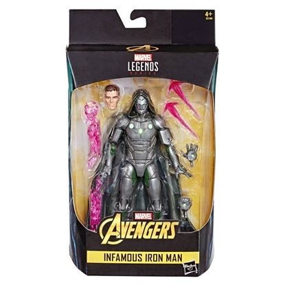 Picture of Marvel Legends Figura Infamous Iron Man 15 cm