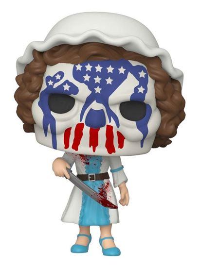 Picture of The Purge: la noche de las bestias POP! Movies Vinyl Figura Betsy Ross (Election Year) 9 cm