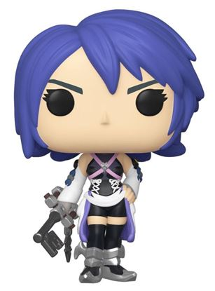 Picture of Kingdom Hearts 3 POP! Disney Vinyl Figura Aqua 9 cm.