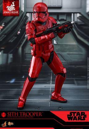 Picture of Star Wars Episode IX Figura Movie Masterpiece 1/6 Sith Trooper 29 cm