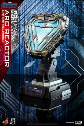 Picture of Avengers: Endgame Life-Size Iron Man Mark LXXXV Arc Reactor