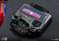 Picture of Captain Marvel Life Size Pager
