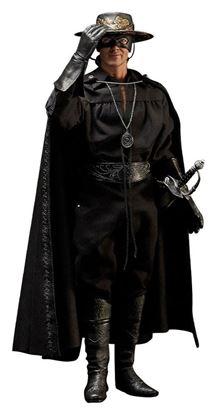 Picture of La Máscara del Zorro Figura 1/6 Zorro (Antonio Banderas) 29 cm