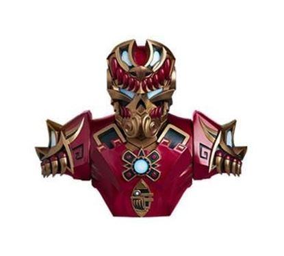 Picture of Marvel Busto PVC Urban Aztec Iron Man by Jesse Hernandez 18 cm