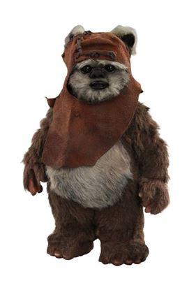 Picture of Star Wars Episode VI Figura Movie Masterpiece 1/6 Wicket 15 cm