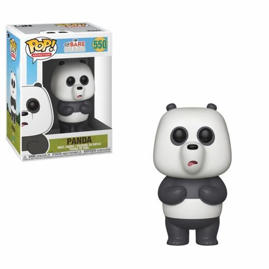 Picture of Pop! Cartoons: We Bare Bears - Panda
