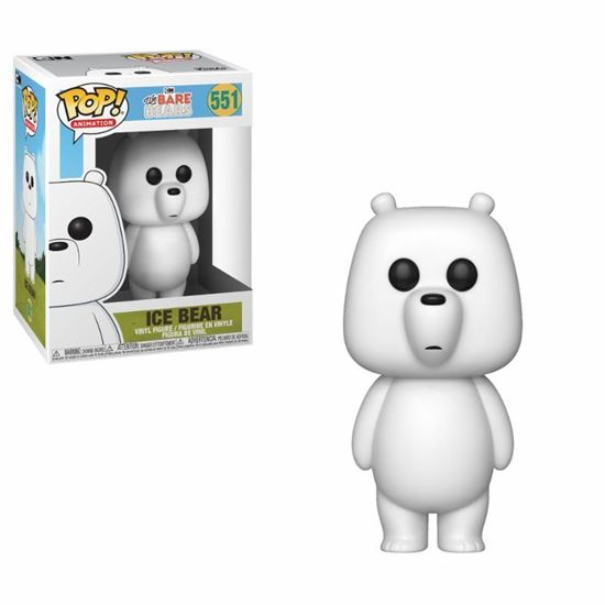Picture of Pop! Cartoons: We Bare Bears - Ice Bear