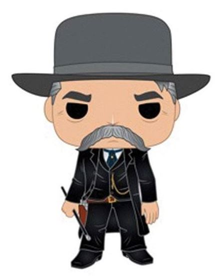 Picture of Tombstone POP! Movies Vinyl Figura Virgil Earp 9 cm.
