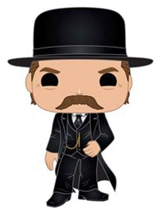 Picture of Tombstone POP! Movies Vinyl Figura Wyatt Earp 9 cm.