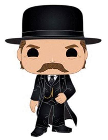 Picture of Tombstone POP! Movies Vinyl Figura Wyatt Earp 9 cm.