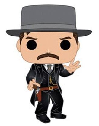Picture of Tombstone POP! Movies Vinyl Figura Morgan Earp 9 cm.
