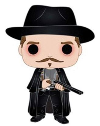 Picture of Tombstone POP! Movies Vinyl Figura Doc Holliday 9 cm.
